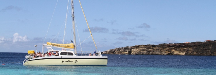 Klein Curacao, Sailing and Snorkeling | Bounty Adventures Curacao