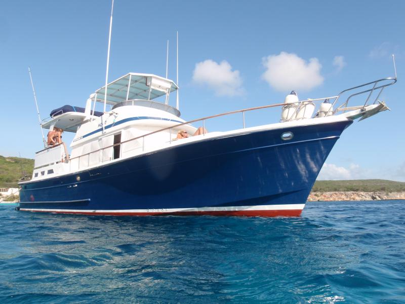 Deep sea fishing trips curacao for Deep sea fishing trips